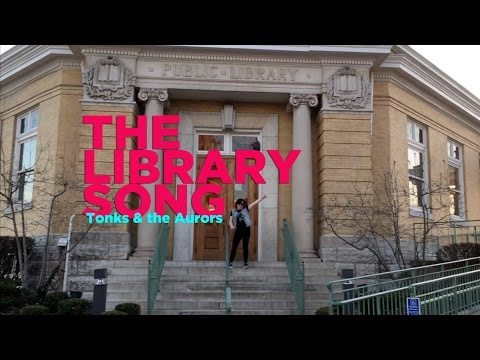 The Library Song [Music Video] - Tonks and the Aurors