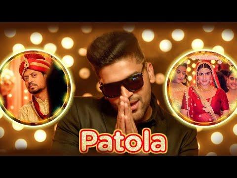 Patola Video Song | Guru Randhawa | Blackmail movie | Irrfan Khan
