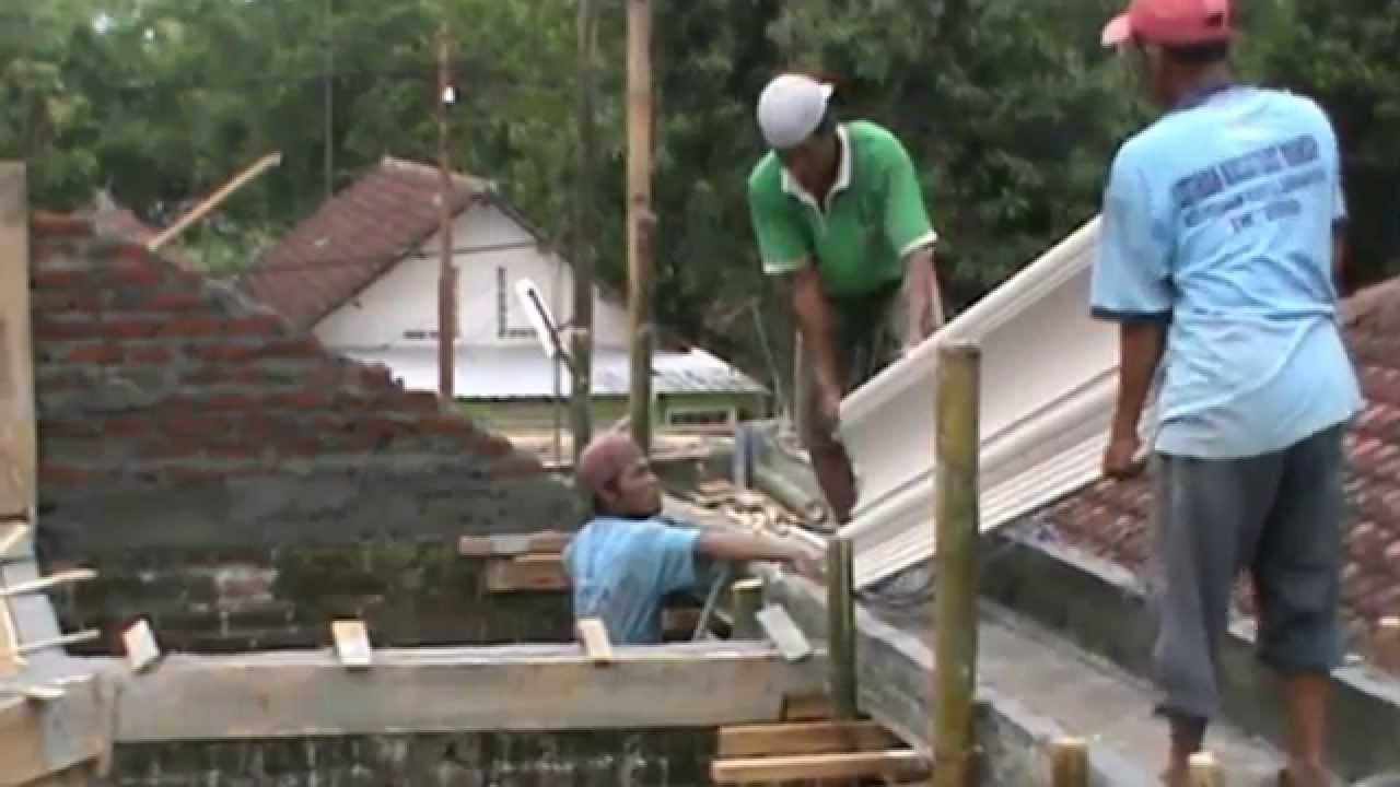 Pasang Resplang Bangunan YouTube