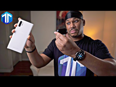 IPhone User Switches To The Galaxy Note 10 Plus And All Samsung Products!