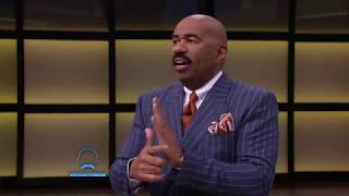 Six Fighting Words Couples Know & Hate | Steve Harvey