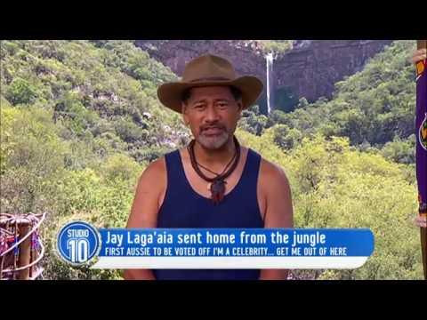 I'm A Celebrity Australia 2017: Jay Laga'aia