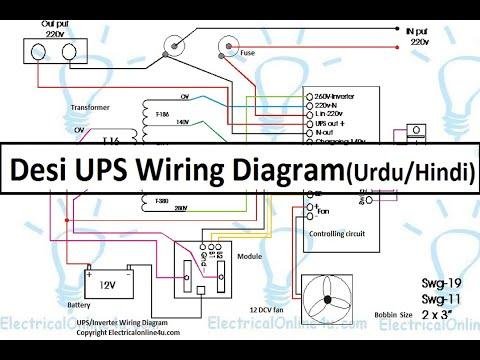 electrical wiring diagram in urdu  1978 chevy truck tail