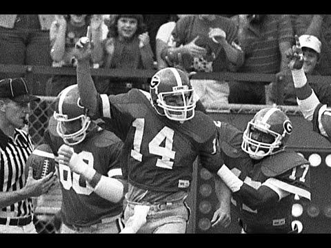 Georgia Bulldogs greats: Terry Hoage