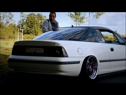 Bagged Opel Calibra by Łukasz - 2k15#11 - Dropped TV