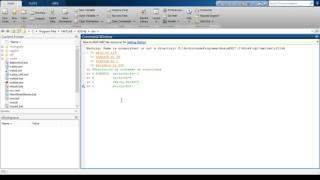 Resolución de Sistemas de Ecuaciones con Matlab: Matrices