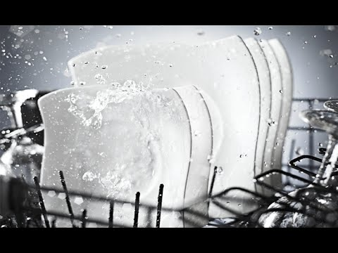 How to hand wash dishes fast and quickly Video: Clean and crazy