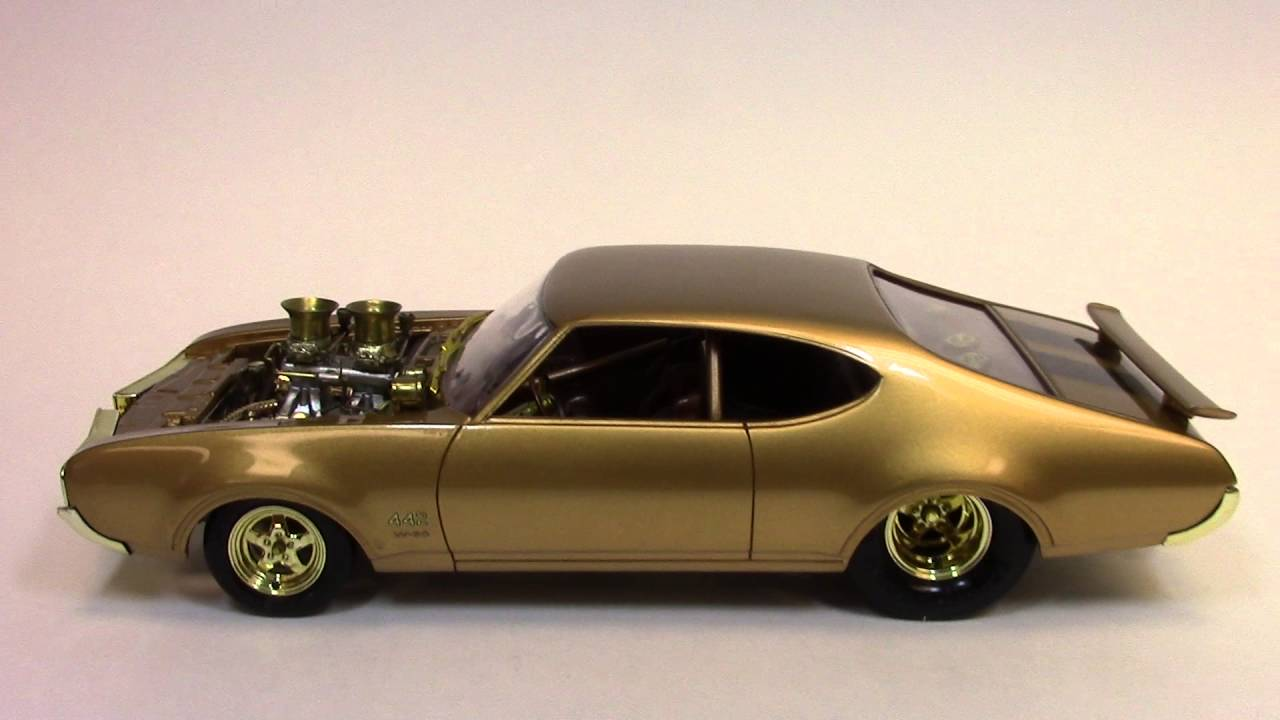 Billy Vega's Scale Model Garage : 1969 Pro-Street ...