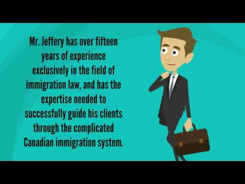PH.D Graduates in Ontario - Matthew Jeffery, Toronto Immigration Lawyer