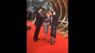 Филипп Киркоров и Ани Лорак на Первой Российской Национальной музыкальной премии