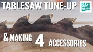 Download lagu My Top 4 Table Saw JigsAccessories How to Make Them MP3
