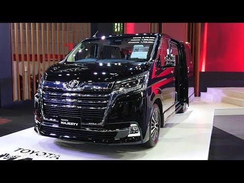 2020 Toyota Granvia/Majesty 2.8 Diesel Turbo | Quick Preview