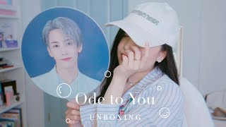 Seventeen Ode to You Merch Unboxing