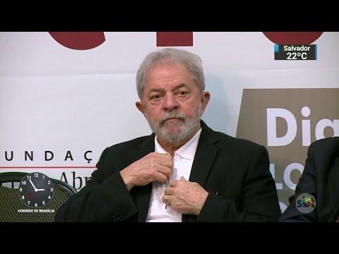 STF decide tirar de Moro trechos de delação premiada sobre Lula | SBT Notícias (25/04/18)