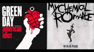 Wake Me Up When It's The End. (Mashup) – Green Day/My Chemical Romance