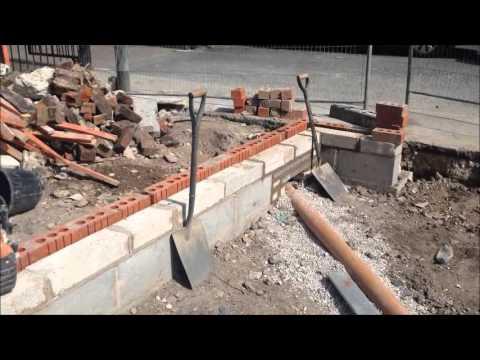 Soil System, installing the soil system,