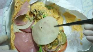 Клаб Сэндвич Сабвей (Club Sandwich Subway)