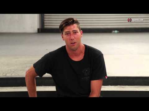 X Games Trick Tips -- Mikey Taylor noseblunt