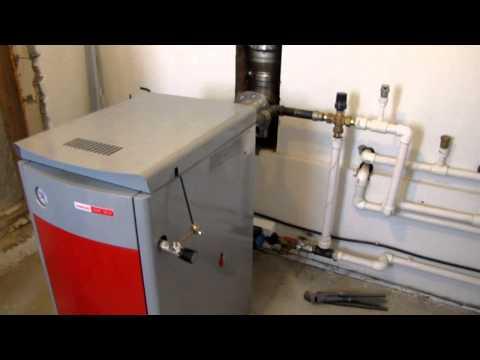видео: Пример отопления частного дома ч.1