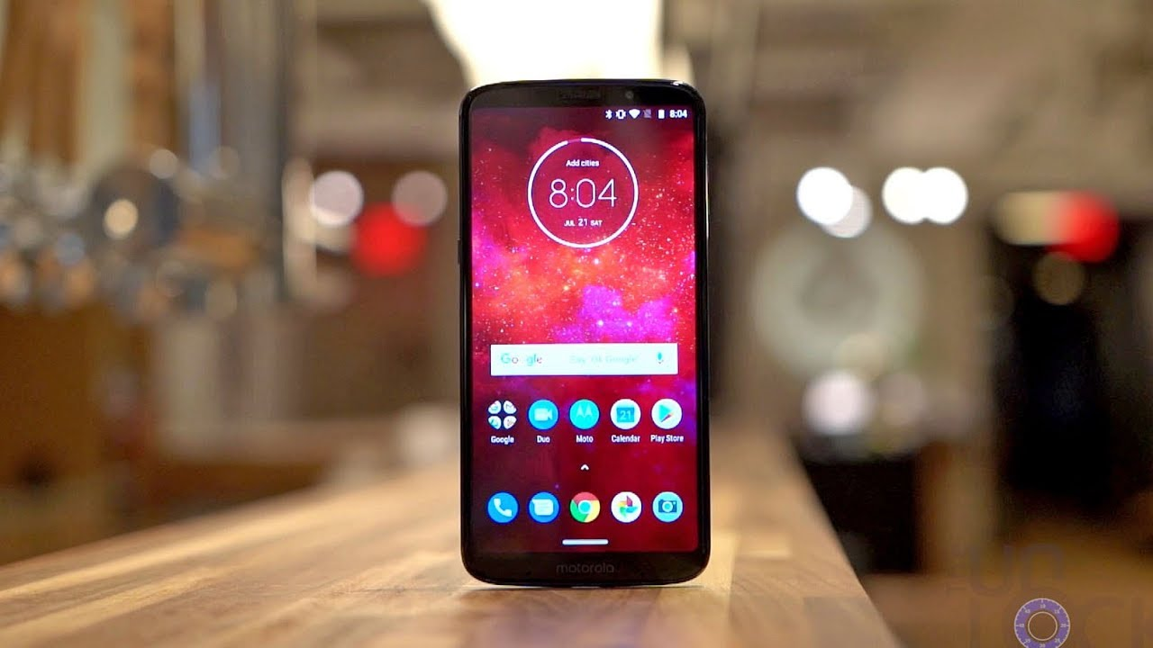 Motorola Moto Z3 Play Walkthrough