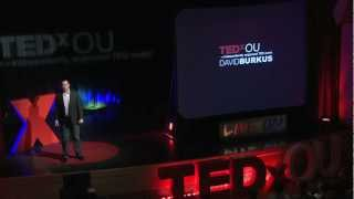 Why Great Ideas Get Rejected: David Burkus at TEDxOU