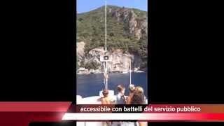 Punta Chiappa e Porto Pidocchio nel Parco del monte di Portofino