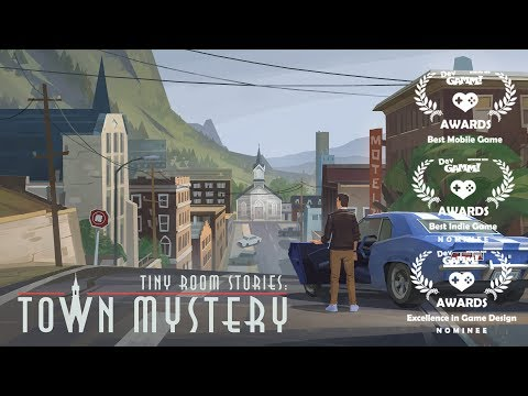 Tiny Room Stories: Town Mystery - Trailer