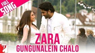 Gambar cover Zara Gungunalein Chalo - Full Song | Laaga Chunari Mein Daag | Rani Mukerji | Abhishek Bachchan