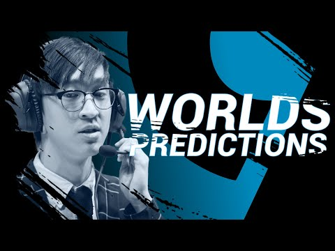Can We Predict Who's Making It Out Of Groups At Worlds?