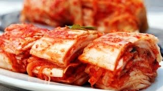 Настоящая корейская кухня: КИМЧИ 통배추김치