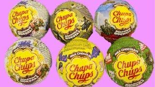 Surprise Eggs Chupa Chups Peppa Pig Superhero Toys Surprise for Babies Chocolate Eggs