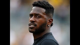 BREAKING: Antonio Brown Breaks His Silence