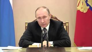Путин недоволен руководством Карелии