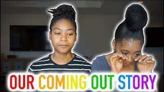 COMING OUT STORY | SOY & AJA (EMOTIONAL)
