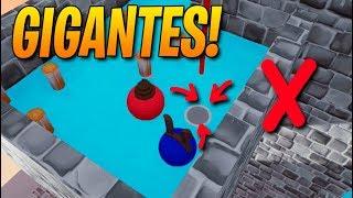 PELOTAS GIGANTES!