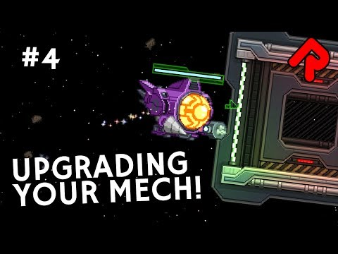 Upgrading Mechs to be Faster & Better Armed | Let's play Starbound 1.3 preview [RC3]