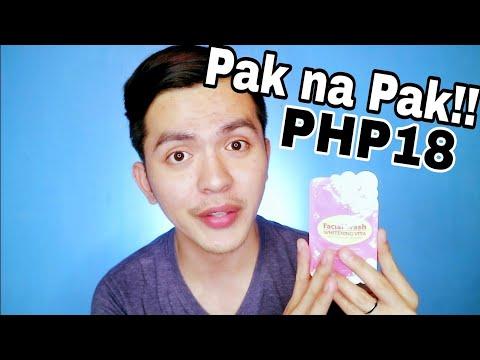 Affordable and EFFECTIVE Facial Wash sa WATSONS (PHP18)