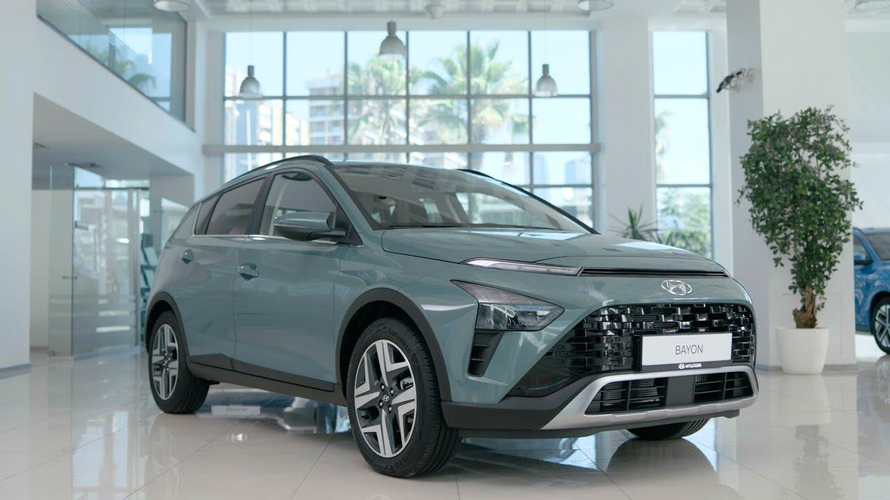 Bir Bakışta Hyundai BAYON