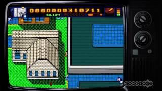 Retro City Rampage Paperboy Mission