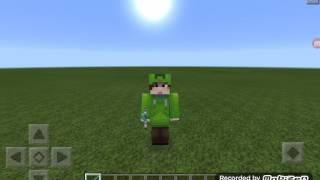 Minecraft ev yapımı bölüm 1