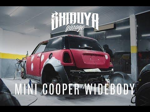 MINI COOPER WIDEBODY EP.1   SHIBUYA GARAGE