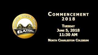 Goose Creek High School Graduation 2018