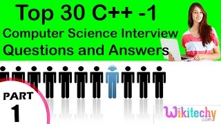 top 30 c 1 cse technical interview questions and answers tutorial for fresher experienced