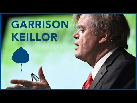 Aspen Words Presents Garrison Keillor at the Summer Soirée