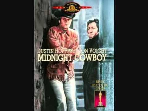 Midnight Cowboy / John Barry - Harmonica theme ( Audio Only) 1969