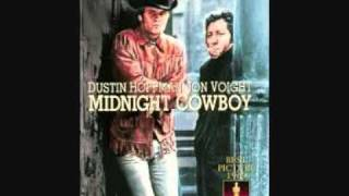 Midnight Cowboy / John Barry - Harmonica theme ( Audio Only) 1969