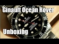 Ginault Ocean Rover - Unboxing