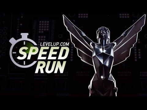 SPEEDRUN: Resumen De The Game Awards 2017