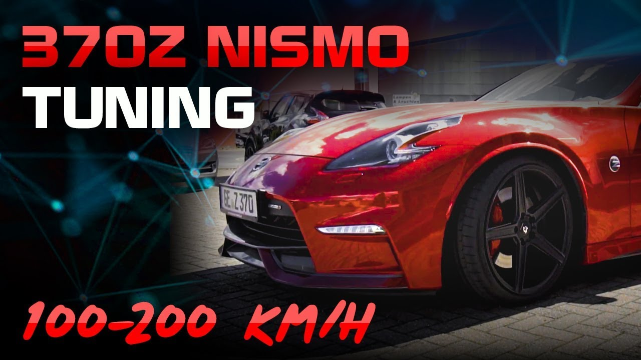 Nissan 370z Nismo 0 200 Moto