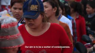 Supporting Women Garment Workers in Cambodia